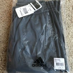 NEW WITH TAGS men's Adidas pants 3 stripe